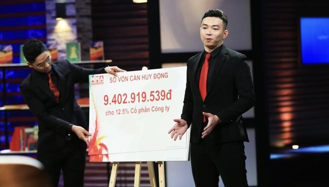 Dàn CEO 9x toàn mỹ nam xuất hiện trong Shark Tank, đem toán tư duy gọi vốn siêu lẻ - 9.402.919.539 đồng - Ảnh 2.