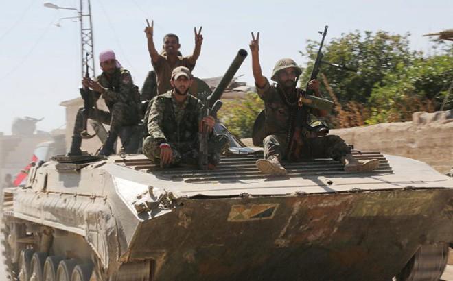 Chiến sự Syria: Nga tung quân tiêu diệt tận hang ổ, phiến quân khốn đốn trong vòng vây cô lập ở Idlib