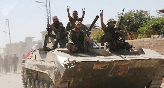 Chiến sự Syria: Nga tung quân tiêu diệt tận hang ổ, phiến quân khốn đốn trong vòng vây cô lập ở Idlib - Ảnh 1.