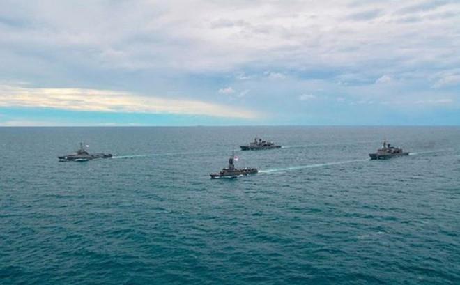 Việt Nam sẽ tham gia cuộc tập trận chung đầu tiên giữa Mỹ và ASEAN