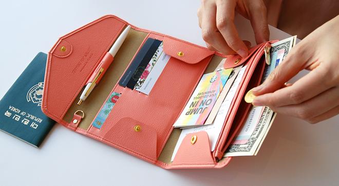 Chọn ví tiền phong thủy theo mệnh, tài lộc vào như nước, tiền đầy túi đếm không xuể - Ảnh 5.