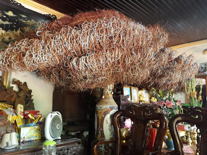 Bát hương khổng lồ ở Phú Thọ, dân mạng trầm trồ khen ngợi rồi lo lắng vì một nguy cơ - ảnh 3