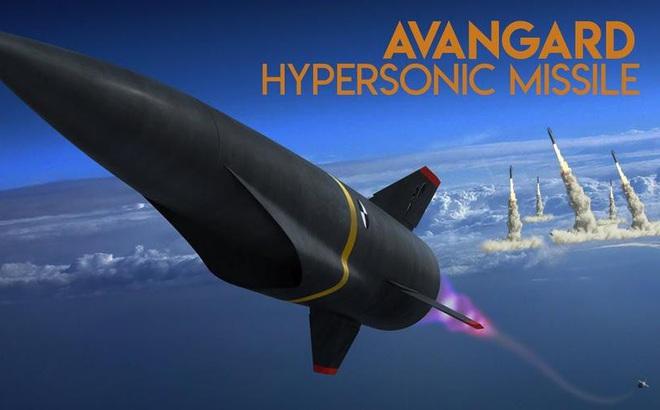 Nga chính thức đưa vào sử dụng tên lửa siêu thanh Avangard