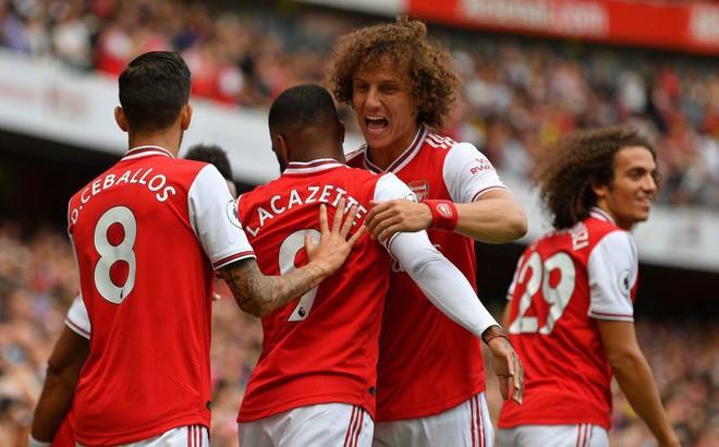 Khi khẩu đại pháo được nạp đạn, Arsenal đang trên đường trở lại thời hoàng kim?