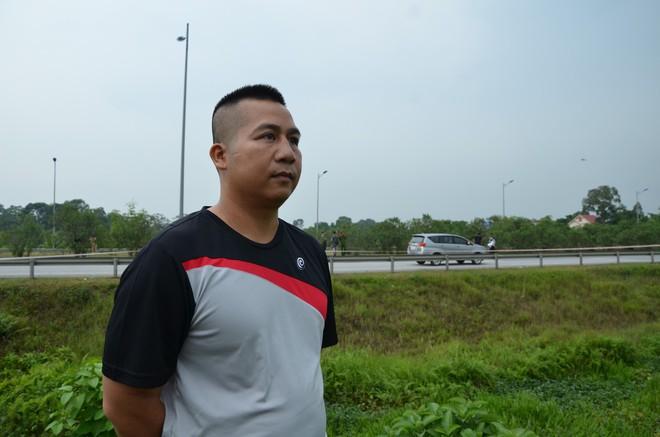 Luật sư, tài xế phản đối buổi thực nghiệm hiện trường vụ container tông xe Innova lùi trên cao tốc - Ảnh 3.