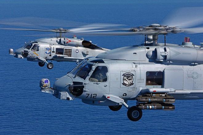 """""""Soi"""" sát thủ toàn năng Sikorsky MH-60R """"Diều hâu biển"""" - Ảnh 2."""