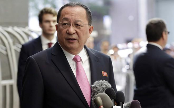 """Triều Tiên cảnh báo có thể """"phá tan giấc mơ"""" của Mỹ"""