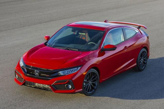 Khám phá Honda Civic Si 2020, giá hơn 600 triệu đồng - Ảnh 1.