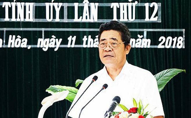 Bí thư Tỉnh ủy Khánh Hòa Lê Thanh Quang vi phạm đến mức phải xem xét kỷ luật