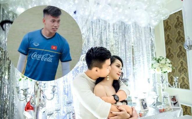 Bạn gái Văn Thanh: 'Tôi rất hâm mộ bạn trai mình. Anh ấy rất giỏi'