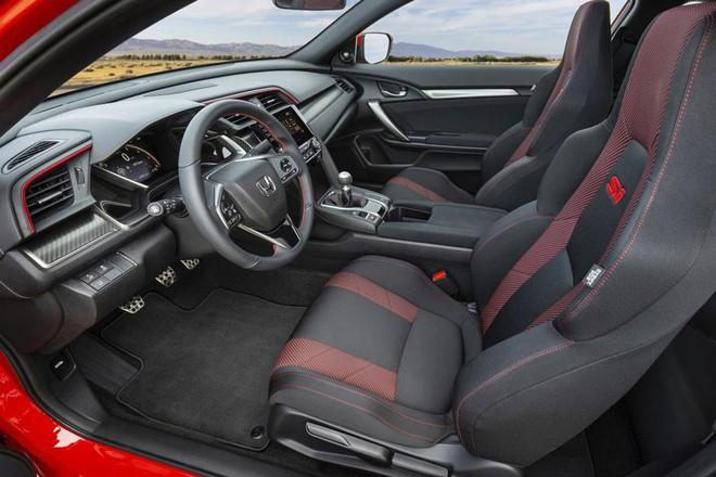 Khám phá Honda Civic Si 2020, giá hơn 600 triệu đồng - Ảnh 4.