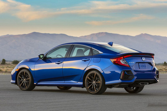 Khám phá Honda Civic Si 2020, giá hơn 600 triệu đồng - Ảnh 6.