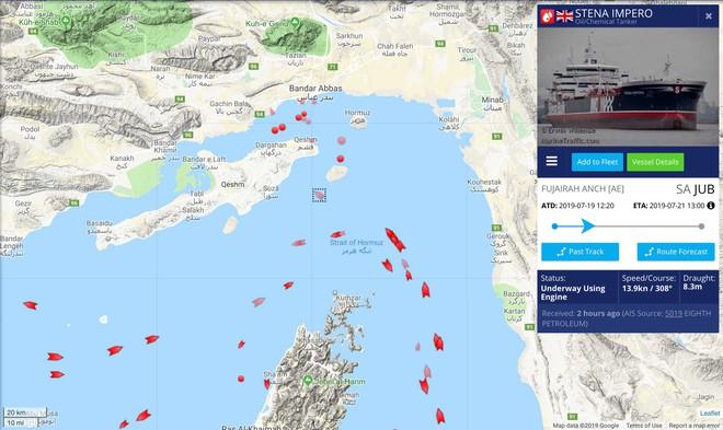 Ông có chân giò, bà thò nậm rượu: Iran sẽ phóng thích siêu tàu dầu Anh? - ảnh 1