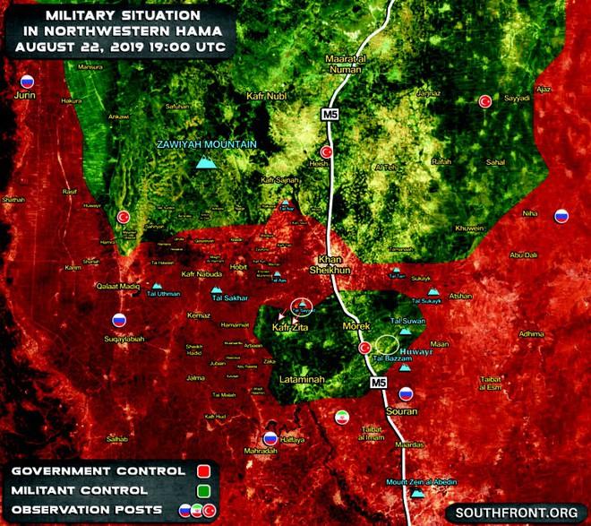 CẬP NHẬT: Nga ùn ùn chở hàng nóng tiếp viện đến Syria - Quân Assad thắt chặt vòng vây, tiễn phiến quân xuống địa ngục - Ảnh 8.