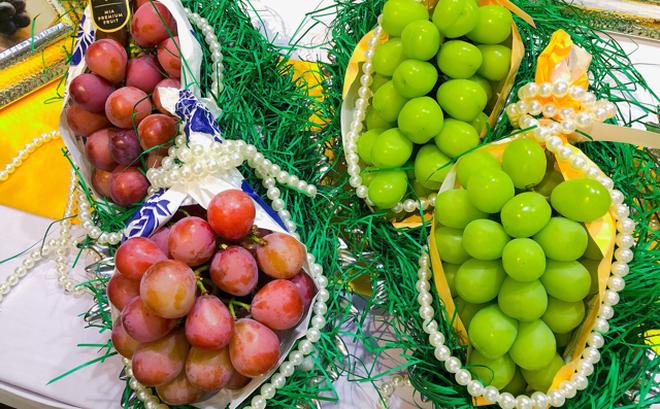 4 loại nho siêu sang khiến nhà giàu Việt thích mê hội tụ ở Hà Nội