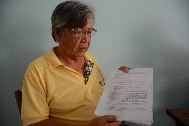 Ủy ban huyện thua kiện, hơn 1 năm vẫn chưa trả 6,7ha đất cho lão nông - Ảnh 1.