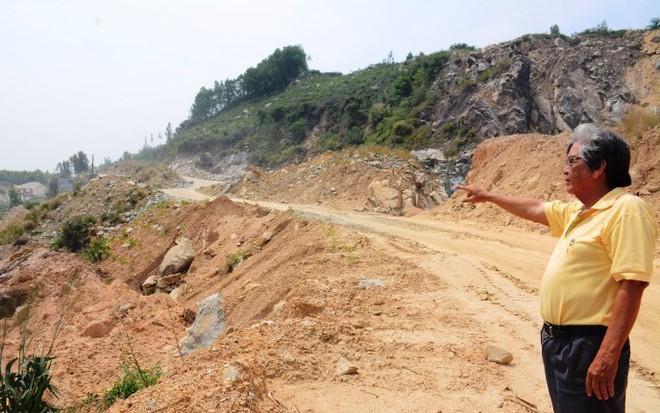 Ủy ban huyện thua kiện, hơn 1 năm vẫn chưa trả 6,7ha đất cho lão nông - Ảnh 2.