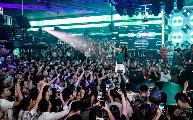 1001 khoảnh khắc ấn tượng tại Tuborg Open Party