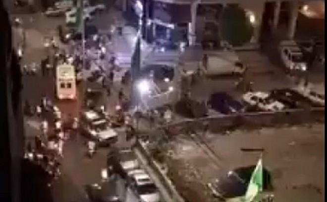 Hai máy bay không người lái Israel bị bắn rơi tan xác