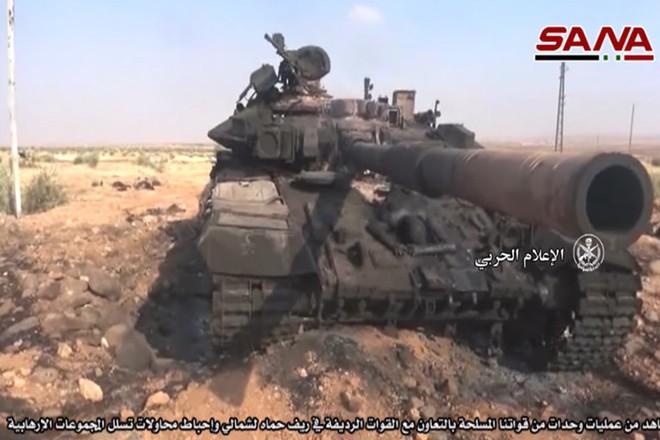 Quân đội Mỹ bất ngờ tuyên bố sở hữu xe tăng T-90A tối tân của Nga - Ảnh 12.