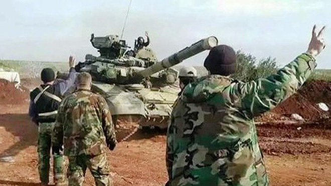 Quân đội Mỹ bất ngờ tuyên bố sở hữu xe tăng T-90A tối tân của Nga - Ảnh 13.