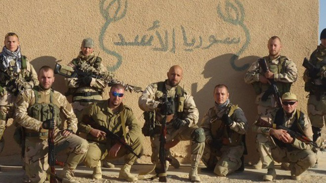 Lính đánh thuê người Nga tử trận tại chiến trường Khan Khanoun, Syria - ảnh 13