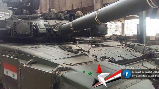 Quân đội Mỹ bất ngờ tuyên bố sở hữu xe tăng T-90A tối tân của Nga - Ảnh 15.