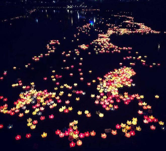 Xôn xao vụ 30.000 hoa đăng thả xuống vịnh Lan Hạ gây ô nhiễm - Ảnh 3.