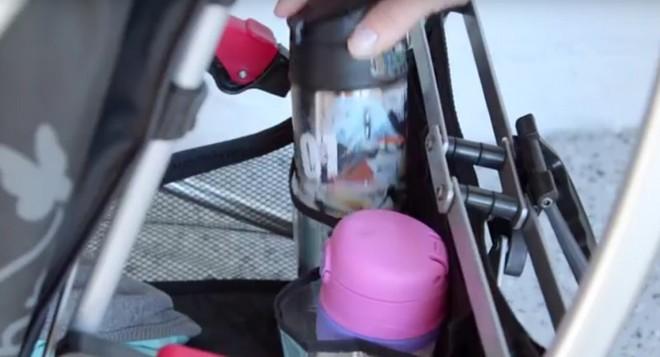 Bỏ túi 12 mẹo sử dụng xe đẩy trẻ em siêu hay ho chỉ cha mẹ thông minh mới nghĩ ra - Ảnh 3.