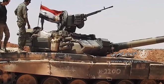 Quân đội Mỹ bất ngờ tuyên bố sở hữu xe tăng T-90A tối tân của Nga - Ảnh 4.