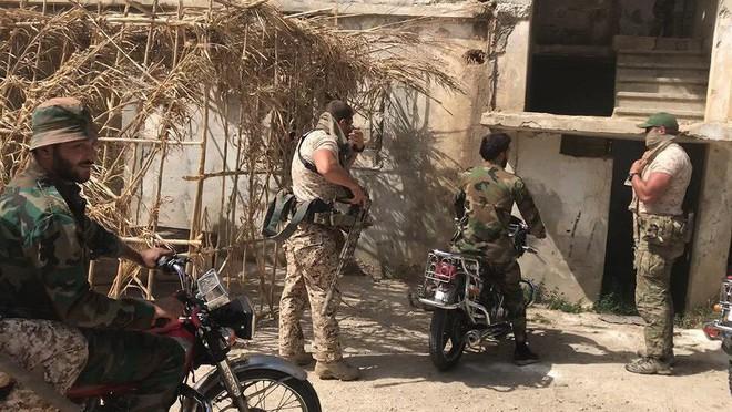 Lính đánh thuê người Nga tử trận tại chiến trường Khan Khanoun, Syria - ảnh 4