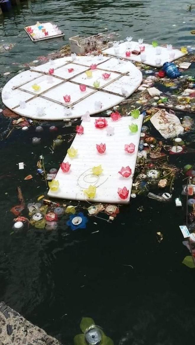 Xôn xao vụ 30.000 hoa đăng thả xuống vịnh Lan Hạ gây ô nhiễm - Ảnh 5.