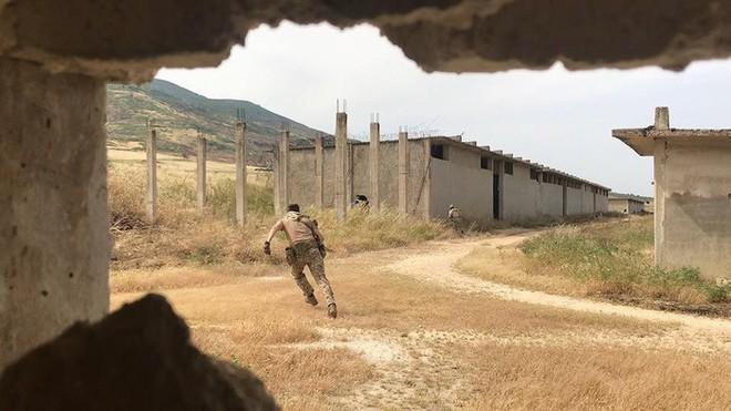 Lính đánh thuê người Nga tử trận tại chiến trường Khan Khanoun, Syria - ảnh 6