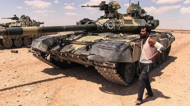 Quân đội Mỹ bất ngờ tuyên bố sở hữu xe tăng T-90A tối tân của Nga - Ảnh 7.