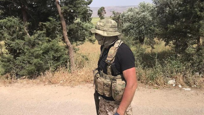 Lính đánh thuê người Nga tử trận tại chiến trường Khan Khanoun, Syria - ảnh 8