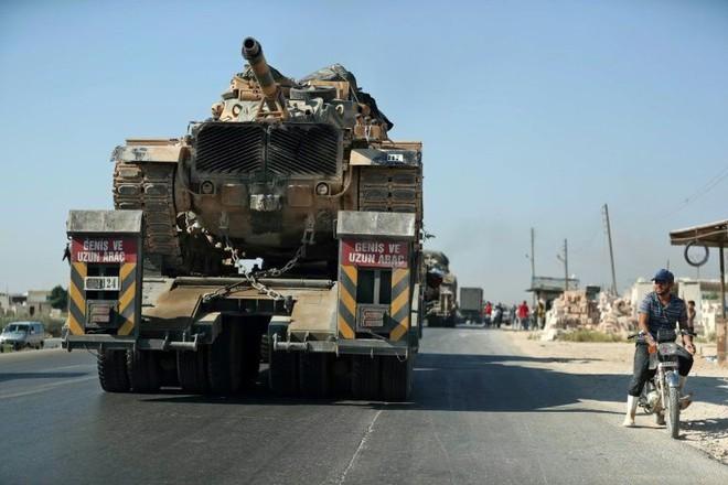 Chùm ảnh quân Assad đánh cho kẻ thù thua tan tác ở chiến trường khốc liệt Syria - Ảnh 6.