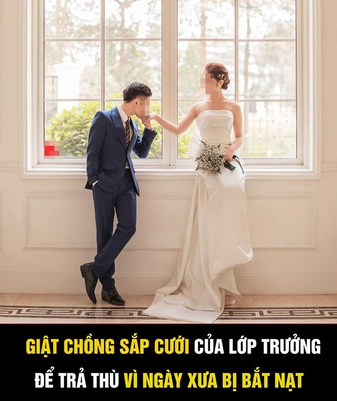 Cô gái giật chồng sắp cưới của lớp trưởng vì 2 cái tát đỏ lựng mặt thời đi học - Ảnh 1.