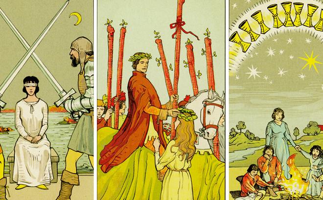 Rút một lá bài Tarot để xem chuyện tình yêu của bạn sẽ mang vị đắng cay hay ngọt bùi trong tương lai gần