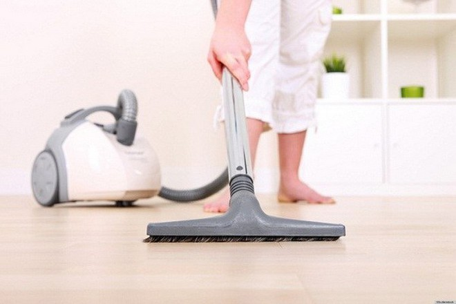 Công việc nhà bạn chọn làm bộc lộ ưu điểm của bạn: Người hút bụi lại là hoàn hảo nhất - Ảnh 2.