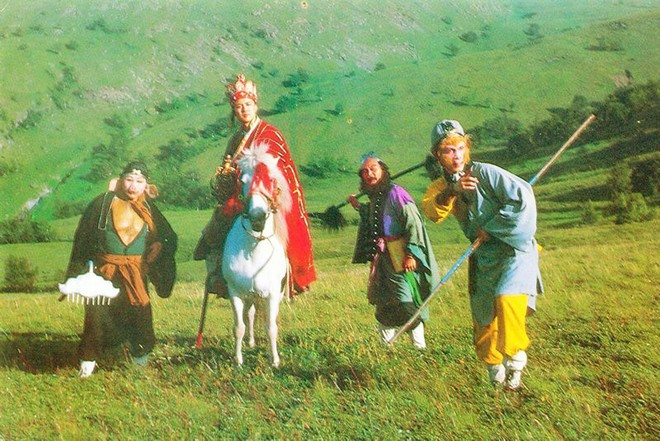 Trong 4 thầy trò Đường Tăng, ai là người sở hữu thần khí lợi hại nhất? - Ảnh 1.