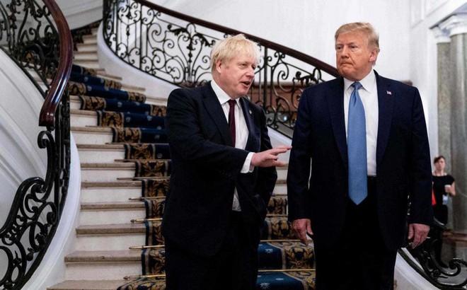 Thượng đỉnh G-7: Ông Trump vẫn 'lạc giọng'