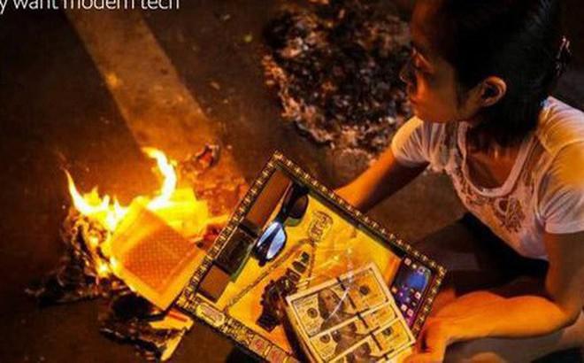 Báo Tây sửng sốt vì 'đồ xa xỉ' dành cho các 'vong hồn' ở Việt Nam