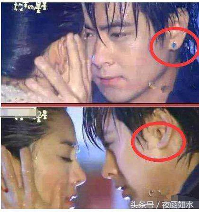 """Sau 12 năm, Lâm Chí Dĩnh mới tiết lộ sự thật về đôi khuyên tai trong """"Sợi Dây Chuyền Định Mệnh"""" khiến fan vừa bất ngờ lại đau lòng - Ảnh 3."""
