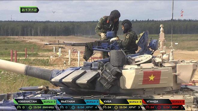 Vì sao xe tăng đội Việt Nam đạt tới vận tốc 74km/h ở Army Games? - Ảnh 6.