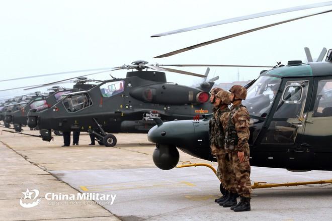 Bệnh hòa bình: Điểm yếu chí tử của Quân đội Trung Quốc - Ảnh 8.