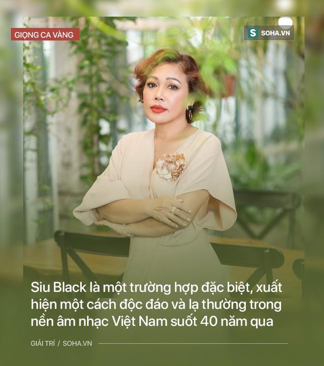 Tiếng cười bị chê vô duyên và cú đột phá chưa từng có trên truyền hình của Siu Black - Ảnh 3.