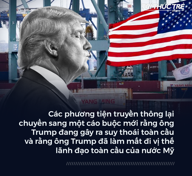 Thương chiến Mỹ-Trung đã thành cuộc xung đột quy mô lớn: Phía trước là suy thoái, sụp đổ và hủy diệt? - Ảnh 3.