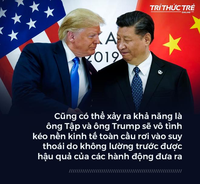 Thương chiến Mỹ-Trung đã thành cuộc xung đột quy mô lớn: Phía trước là suy thoái, sụp đổ và hủy diệt? - Ảnh 10.