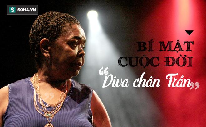 """4 bí mật lớn nhất của Cesária Évora: """"Nữ hoàng Morna"""" luôn đi chân trần khi hát, vì sao?"""
