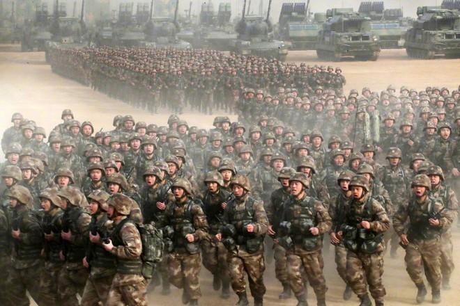 Bệnh hòa bình: Điểm yếu chí tử của Quân đội Trung Quốc - Ảnh 7.